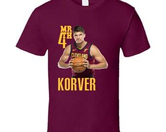 Cool Mr 4th Korver Cleveland Basketball T Shirt