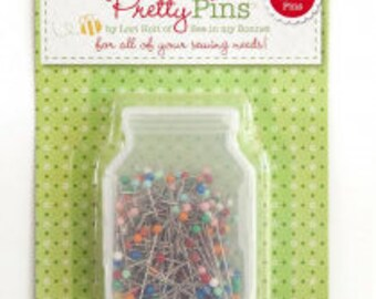 Pretty Pins - Applique