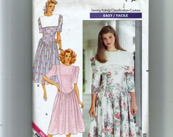 Butterick Misses' Dress Pattern 3114