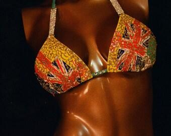Bikini competition suits/SALE/Fitness bikini/Posing suit/NPC/Wfbb/Ifbb/custom By LauraG