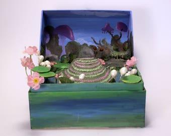 ORIENTAL GROVE 1 - Alice in Wonderland and Alice Madness inspired little Wonderland