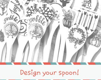 Create Your Own Spoon Design