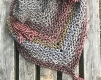 The Everyday Triangle Scarf