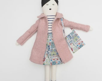 SALE Celine, a limited edition doll