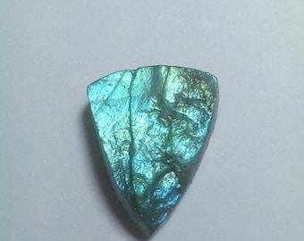 80% OFF SALE Labradorite Triangle Druzy