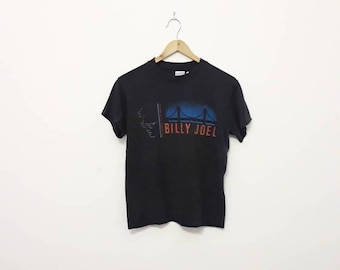 "1986' Billy Joel ""The Bridge"" Tour T-Shirt"