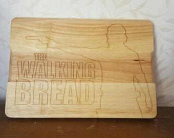 The Walking Dead Cutting Board