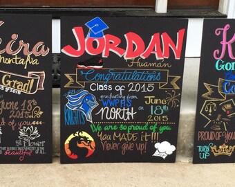 """Graduation, Goals & Dreams Art Board 16""""x20"""""""