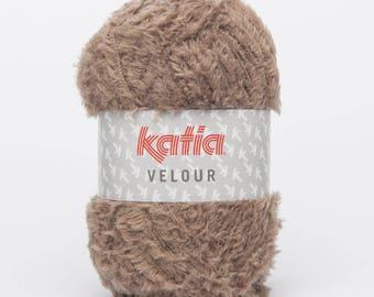 Katia VELOUR - color 52