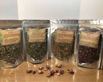 Organic Herbal Teas