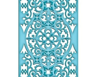 Spellbinders Shapeabilities: Shapeabilities Tapestry Die Templates S5-198