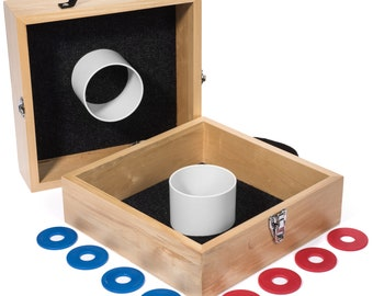Tailgating Pros Premium Wood Washer Toss Game