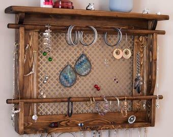 Jewelry organizer Etsy