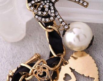 Charm Style bracelet high fashion Vintage