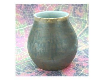 Glazed Porcelain Vase SKU P0049