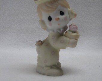 "Enesco Precious Moments Figurine ""CLOWN"""