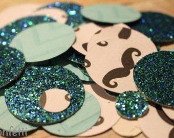 Little Man Party Confetti