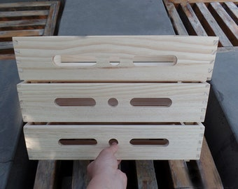 Soap Drying Board, Wooden Box for handmade soap drying rack,soap storage box