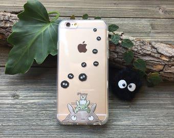 coque iphone 6 ghibli