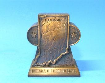 """Banthrico """"Hoosier State Bank of Hammond""""  1954-1964"""