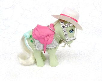 Vintage My Little Pony Wear Best Of The West Complete **OUTFIT ONLY**
