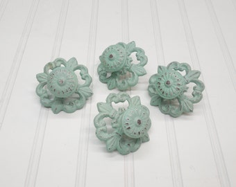 Merveilleux Cabinet Knobs 24 Colors/Dresser Knobs/Drawer Pulls/Knobs/Shabby Chic