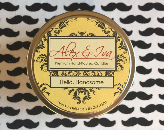 Hello Handsome - 8 oz. tin