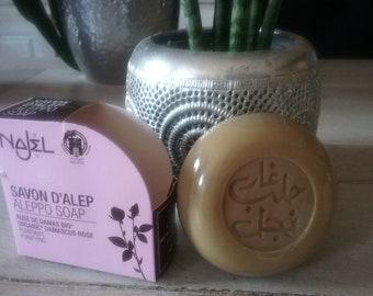Aleppo SOAP rose damask