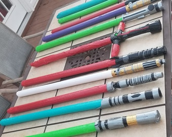 DuckTape Lightsabers