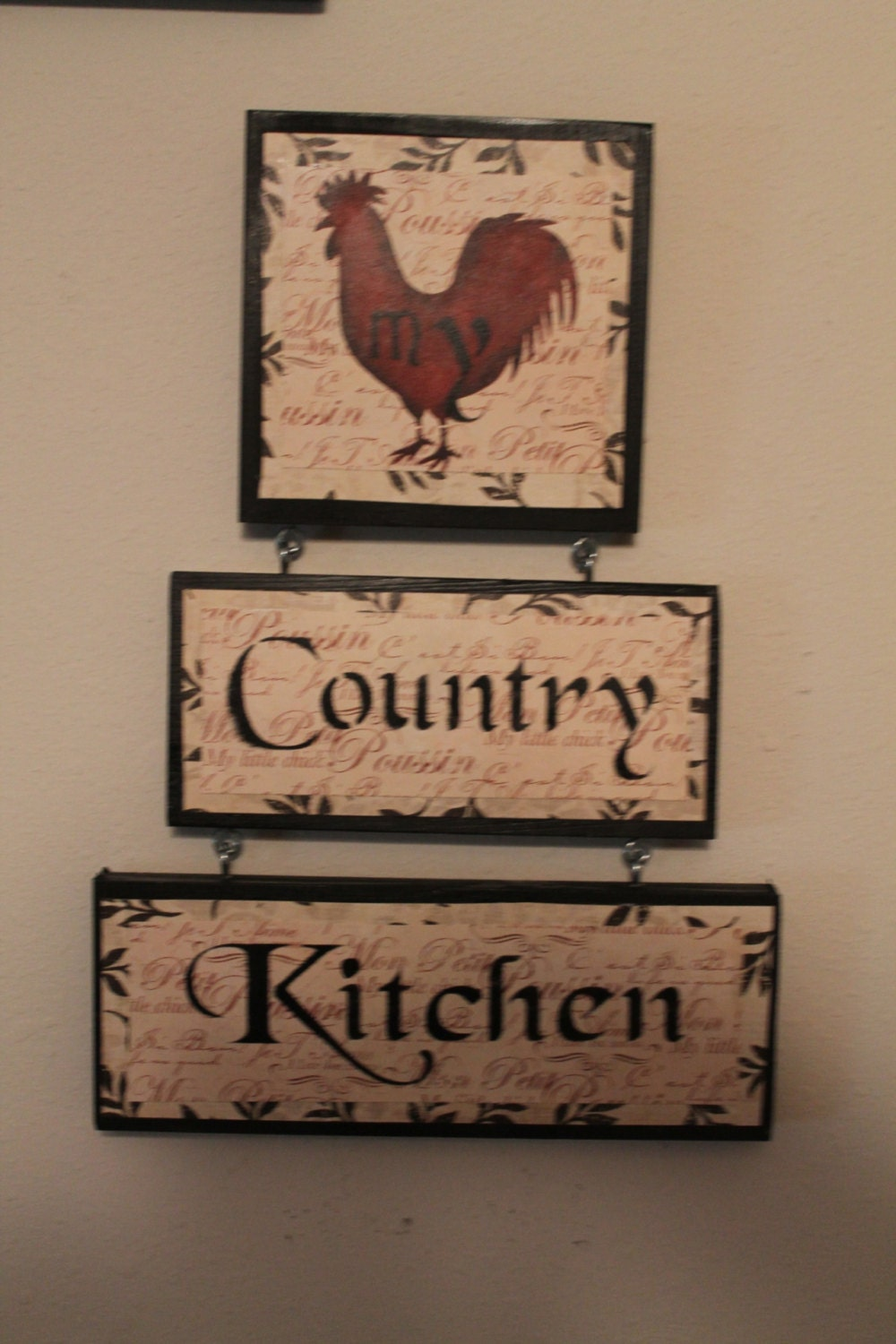 country rooster kitchen decor.  zoom Rooster Decor Country Kitchen Sign Home