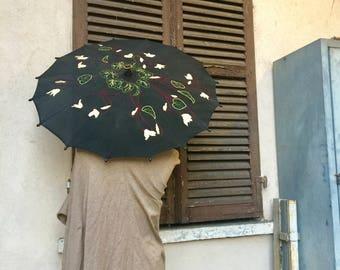 Sun Umbrella vintage Umbrellla for sun years 20 eastern