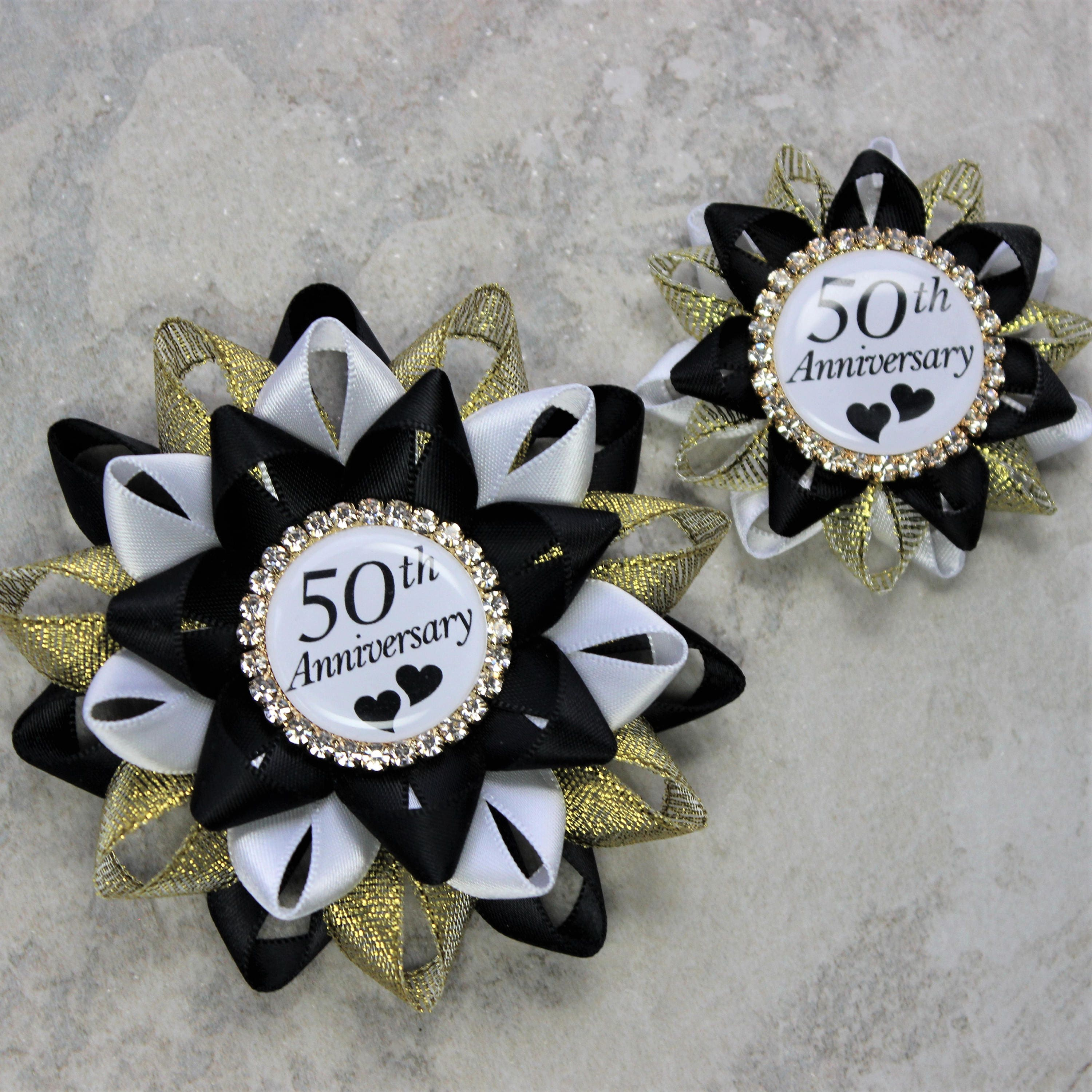 50th Anniversary Decorations 50th Wedding Anniversary Gift For