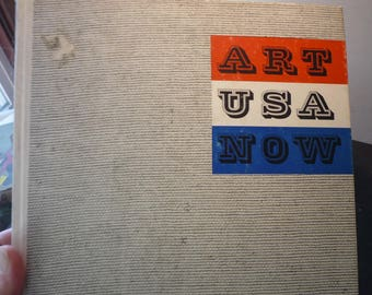 SALE  Art USA Now vol 2 1963 gift for art lovers