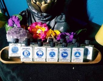 Zodiac oils