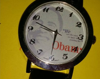 President Obama Watch 6-8inches