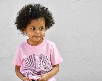 Collective Animal Group Nouns Kids T-shirt, montessori, baby gift, new mom, gift for kids, animal shirt, boy girl unisex clothes, kids shirt