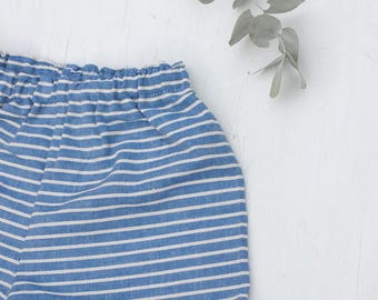 Blue shorties (40% off)