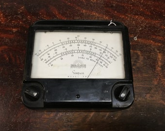 Simpson thermo-meter
