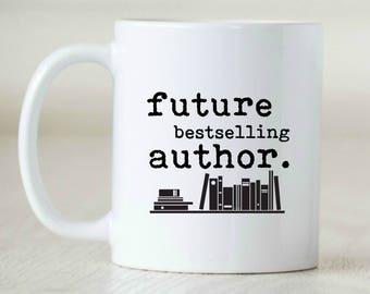 Writer Mug for Author Gift for Writer Gift for Reader Mug Book Mug for book Gifts Under 20 Book Gift for Reader Gift for Author Gift