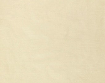 """Off White 100% Cotton Voile Fabric Solid Pattern 60"""" Wide By the Yard Apparel, Quilting"""