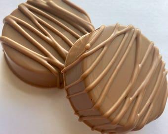 Chocolate coated oreo