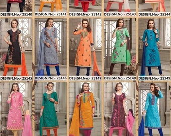 Fabulous Indian dresses with various designs **Choose your style!**