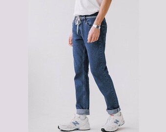 Mens Jeans, Jeans, Denim Jeans, Vintage Jeans, 80s 90s Jeans, Classic Jeans, Slim Jeans, Blue Jeans, Slim Pants, Mens Trousers,Skinny Jeans