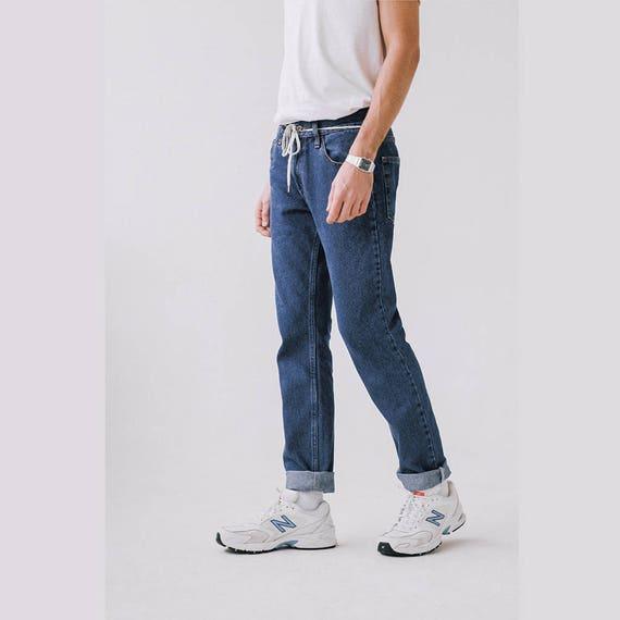 Mens Jeans, Jeans, Denim Jeans, Vintage Jeans, 80s 90s Jeans, Classic Jeans, Slim Jeans, Blue Jeans, Slim Pants, Mens Trousers,Skinny Jeans
