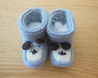 Little Dog baby shoes