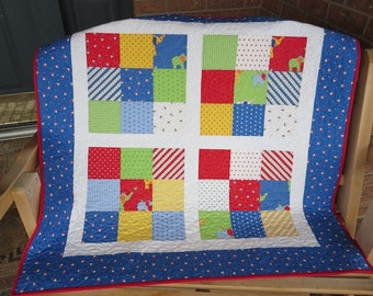 Time to Celebrate Homemade - Baby Quilt
