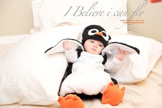 Baby Penguin Costume Penguin Costume Kid's Costume
