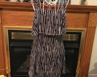 Free People size 6 mini dress