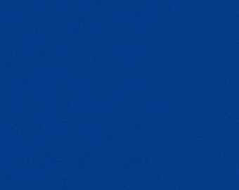 Riviera, Kona Cotton,  Blue Fabric, Kaufman Fabric, Half Yard