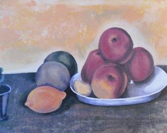 Paul Cezanne Still Life with Apple's DIGITAL